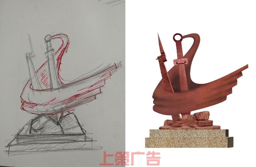 烟台雕塑浮雕创作设计