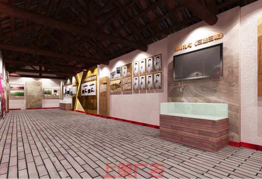 烟台红色文化展馆设计
