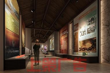 烟台红色文化展厅设计
