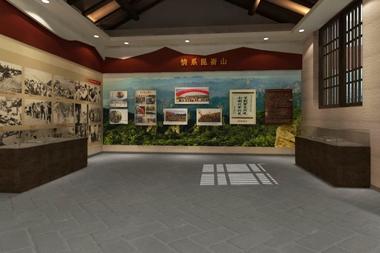 烟台展柜设计