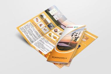 烟台折页设计