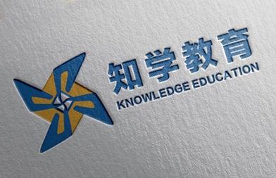 LOGO设计--知学教育